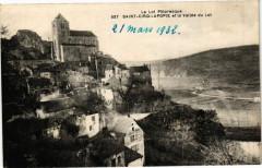 Le Lot Pittoresque - Saint-Cirq-Lapopie et la Vallée du Lot - Saint-Cirq-Lapopie