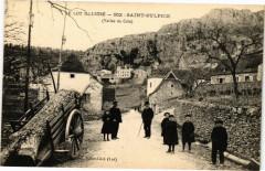 Le Lot illustre - Saint-Sulpice (Vallée du Cele) - Saint-Sulpice