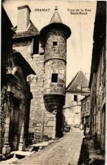 Gramat - Tour de la Rue Saint-Roch - Gramat