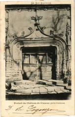 Portail du Chateau de Cieurac pres Cahors - Cieurac