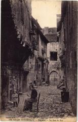 Le Lot Pittoresque-Cajarc-La Rue du Roy - Cajarc
