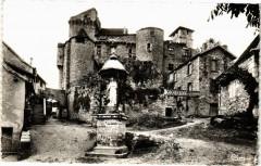 Env. de Cajarc-Chateau de Salvagnac - Cajarc