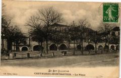 Castelnau-Montratier-La Place 46 Lot