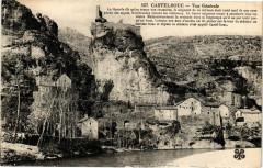 Castelbouc-Vue générale 46 Lot