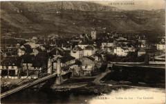 Cajarc-Vallée du Lot-Vue générale - Cajarc