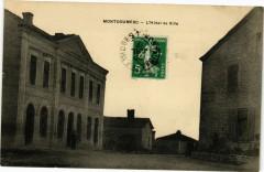 Montdoumerc - L'Hotel de Ville - Montdoumerc