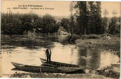 Le Lot Pittoresque - Montvalent - Les Bords de la Dordogne - Montvalent