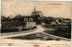 Le Lot Pittoresque - Lalbenque - Vue générale - Lalbenque