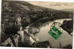 Le Lot Illustre - Larnagol - Bords du Lot - Larnagol