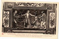 Lalbenque - Detail du Retable de l'Eglise - Saint-Bruno.... - Lalbenque