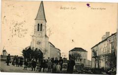 Belfort - Place et Eglise 46 Lot
