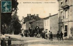 Montech Avenue de Bourret - Montech