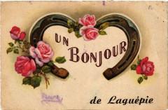 Un bonjour de Laguepie - Laguépie