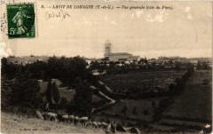 Lavit-de-Lomagne Vue générale - Lavit