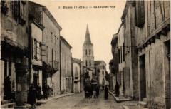 Dunes La Grande Rue - Dunes