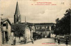 Saint-Nicolas-de-La-Grave Eglise - Saint-Nicolas-de-la-Grave