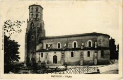 Mauvezin - L'Eglise - Mauvezin