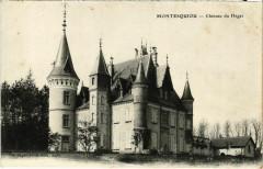 Montesquiou - Chateau du Haget - Montesquiou