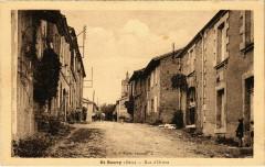 Saint-Sauvy - Rue d'Orient - Saint-Sauvy