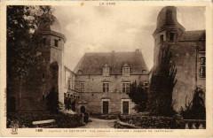 Chateau de Caumont - L'Entree - Caumont