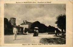 Souvenir de Mauvezin - Promenade du Chateau - Mauvezin