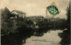 Plaisance-du-Gers - Vue des Bords de l'Arros - Plaisance