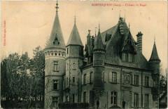 Montesquiou - Chateau du Hagen - Montesquiou