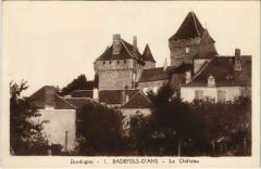Badefols-d'Ans - Le Chateau - Badefols-d'Ans