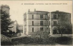 Bourdeilles - Le Chateau - Logis des Senechaux - Bourdeilles