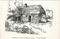 Fanlac - Combenegre La Maison de Jacquou-le-Croquant - Fanlac