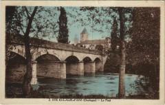 Sainte-Eulalie-d'Ans - Le Pont - Sainte-Eulalie-d'Ans