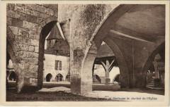 Monpazier - Cornieres de la Place - Cote Sud - Monpazier