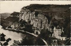 La Roque Gageac - Chateau de la Malartrie - La Roque-Gageac