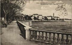 Saint-Raphael - Terrasses - Boulevard Felix-Martin - Saint-Raphaël