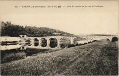 Tremolat - Pont de Chemin de Fer sur la Dordogne - Trémolat