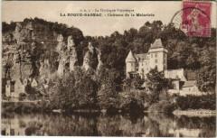 La Roque-Gageac - Chateau de la Malartrie - La Roque-Gageac