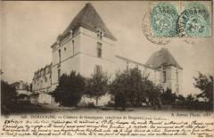 Chateau de Saussignac - Environs de Bergerac - Saussignac