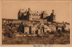 Hautefort - Le Chateau-Fort - Hautefort