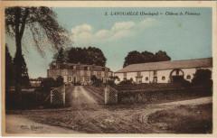 Lanouaille - Chateau de Plaisance - Lanouaille