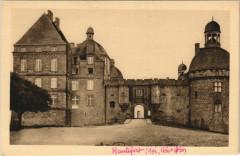 Chateau d'Hautefort - Hautefort