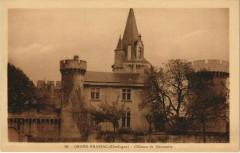 Grand Brassac - Chateau de Marouette - Grand-Brassac