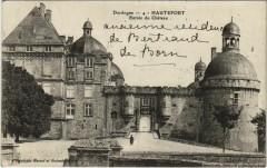 Hautefort - Entree du Chateau - Hautefort