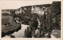 Les Eyzies - Falaises de Laugerie-Haute - Les Eyzies