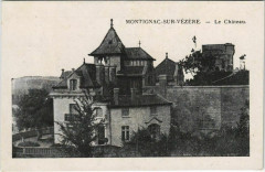 Montignac-sur-Vezere - Le Chateau - Montignac