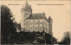Chateau de Laroque - pres Saint-Cyprien - Environs de Sarlat - Saint-Cyprien