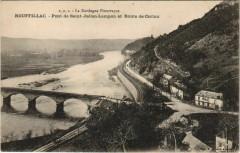 Rouffillac - Pont de Saint-Lampon et Route de Carlux - Carlux