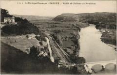 Carlux - Vallee et Chateau de Rouffillac - Carlux