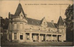 Creysse - Chateau du Roc - Facade Principale - Creysse
