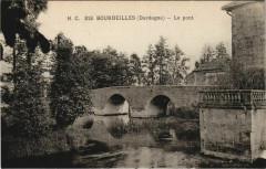 Bourdeilles - Le Pont - Bourdeilles