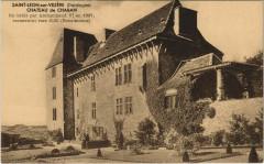 Saint-Leon-sur-Vezere - Chateau de Chaban - Saint-Léon-sur-Vézère